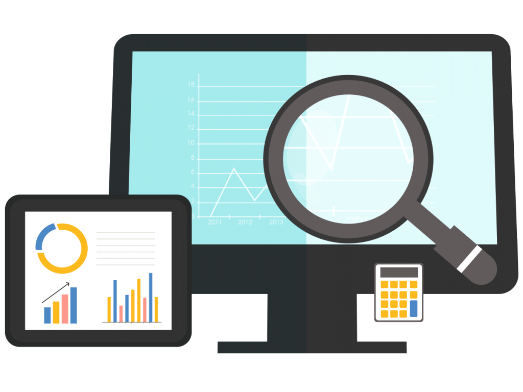 Web based sales and business performance reports